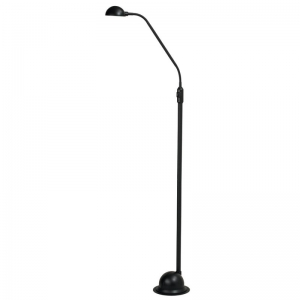 Rove Floor Lamp Black 18083/06