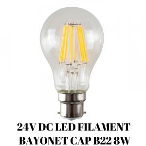 24v DC Led Globes
