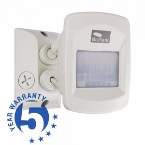 FLEXISCAN PIR Security Sensor Beige