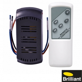 Brilliant lighting Ceiling Fan Remote