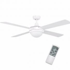 Brighton Ceiling Fan White