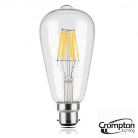ST64 Clear Crompton B22