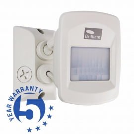 FLEXISCAN PIR Security Sensor Beige