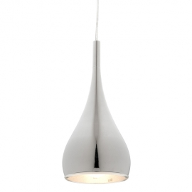 Aero Chrome Pendant Cougar Lighting
