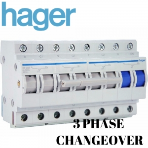 Hager Changeover switch SF46
