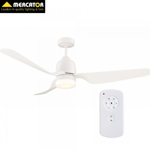 Manly Ceiling Fan White