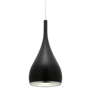 Matt Black Aero Pendant Cougar Lighting