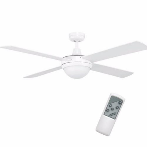 Brighton Ceiling Fan White