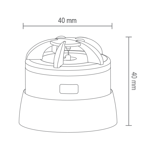 cavius thermal heat alarm sensor detector