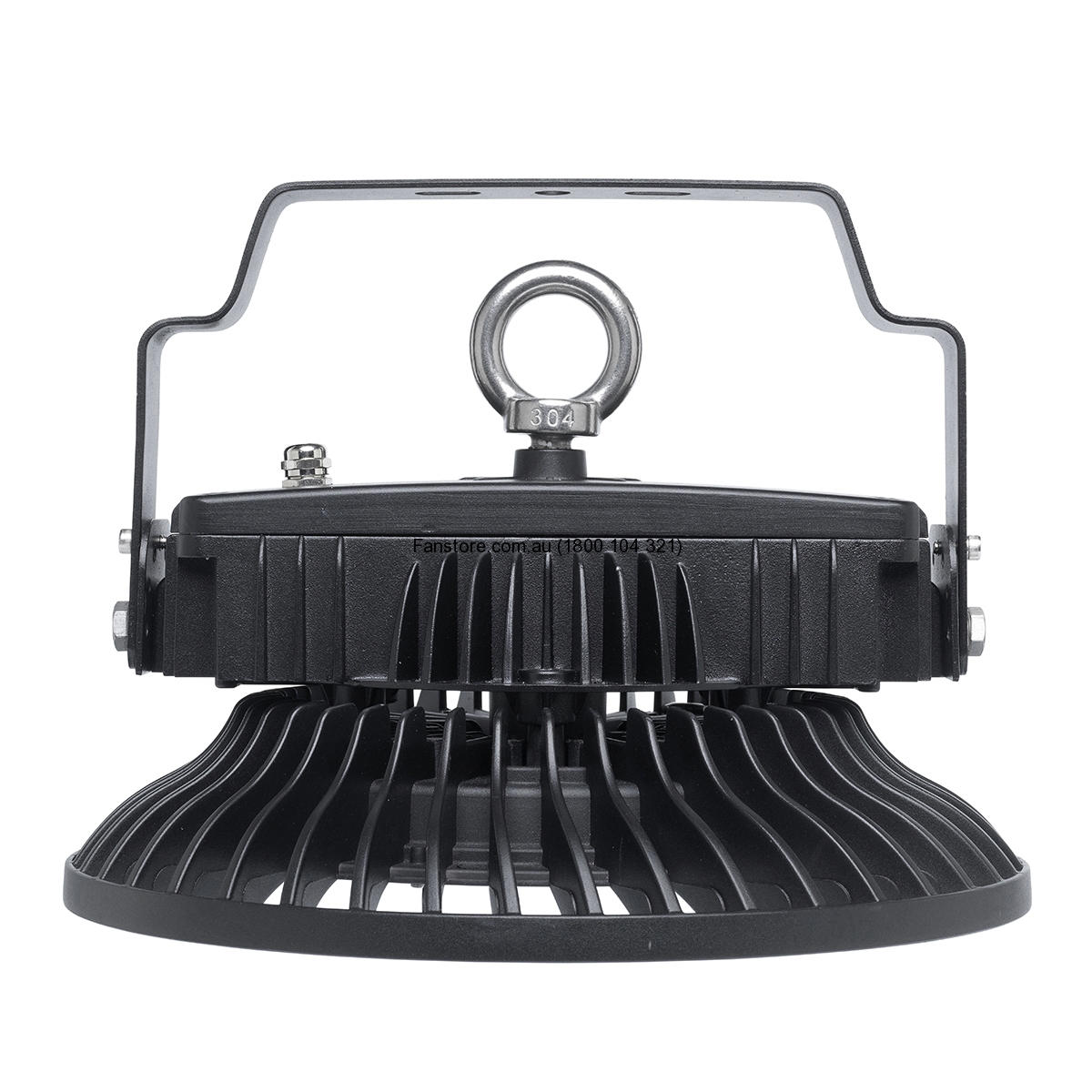 Side View Led Highbay Brilliant