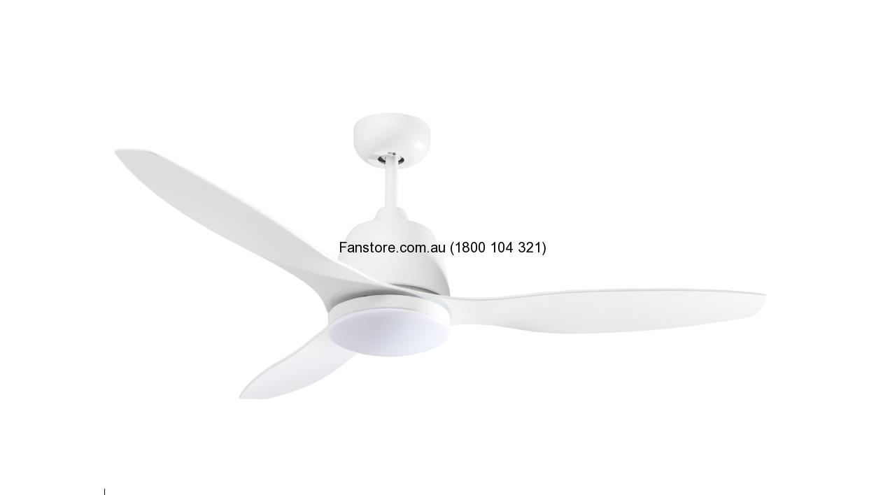 Elite ceiling fan white MEF1333WW