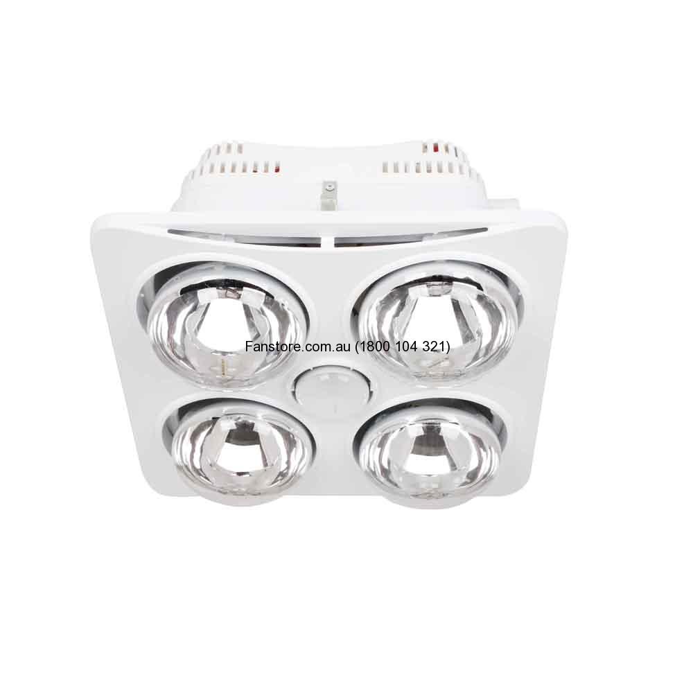 Ardene Bathroom Heater White