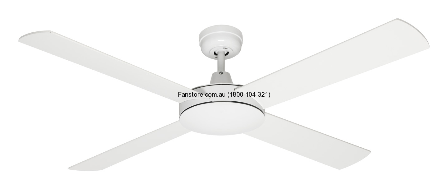 Grange White Ceiling Fan