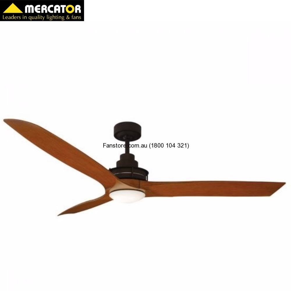 Flinders 12w led light oil rubbed bronze ceiling fan mercator lighting flinders ceiling fan with 12w led aloadofball Gallery