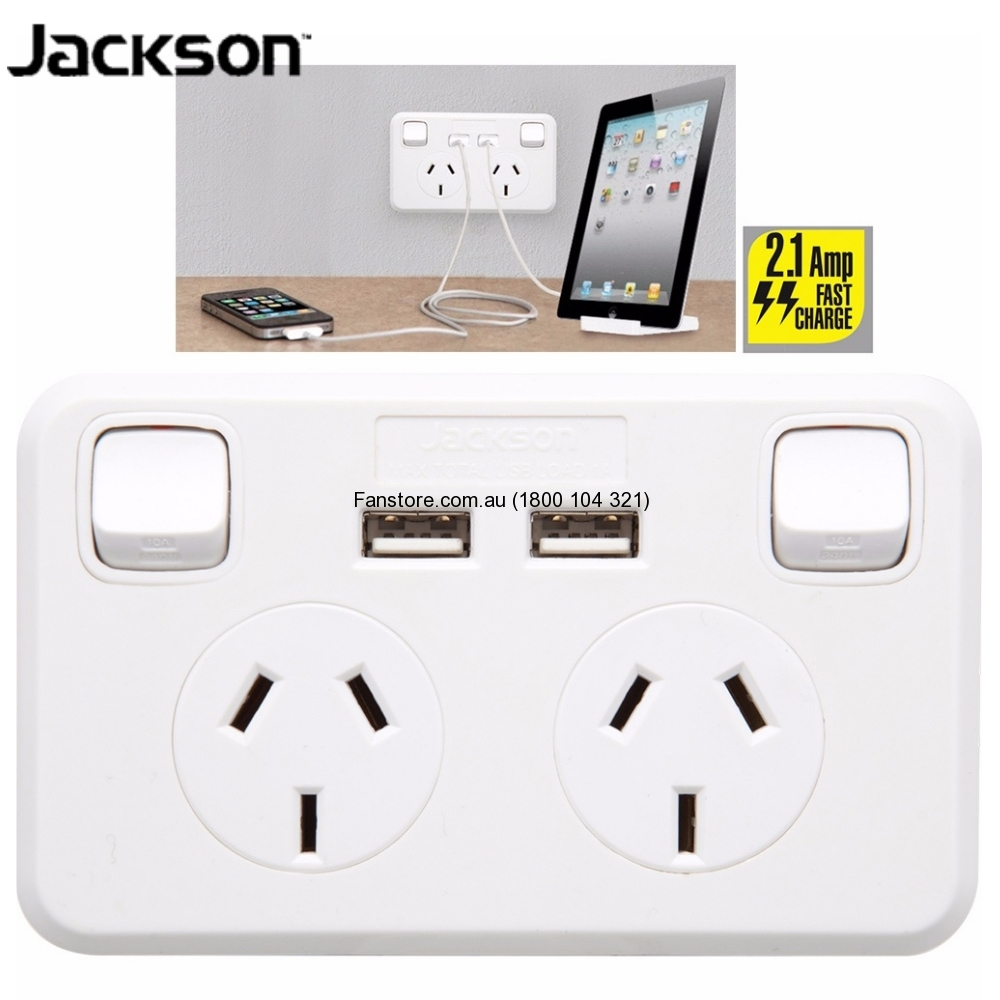 Jackson Power Point With USB