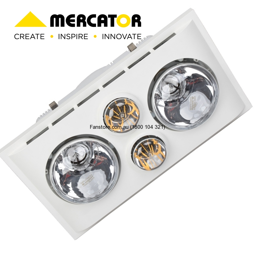 Lava Duo Led Mercator