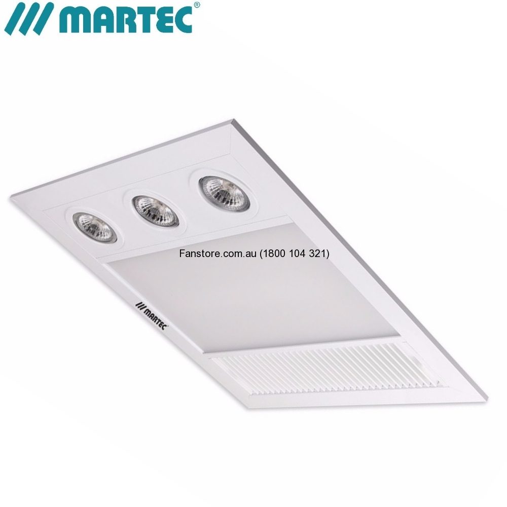 Martec Linear Mini White