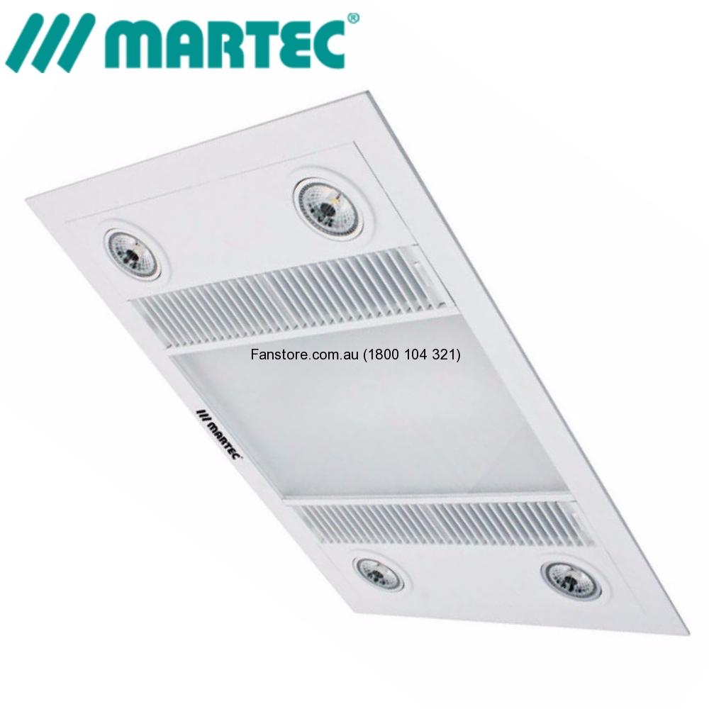 Martec Linear White