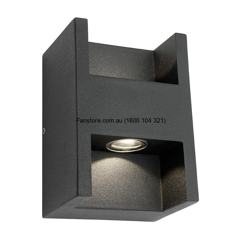 Black Cisco Wall Light