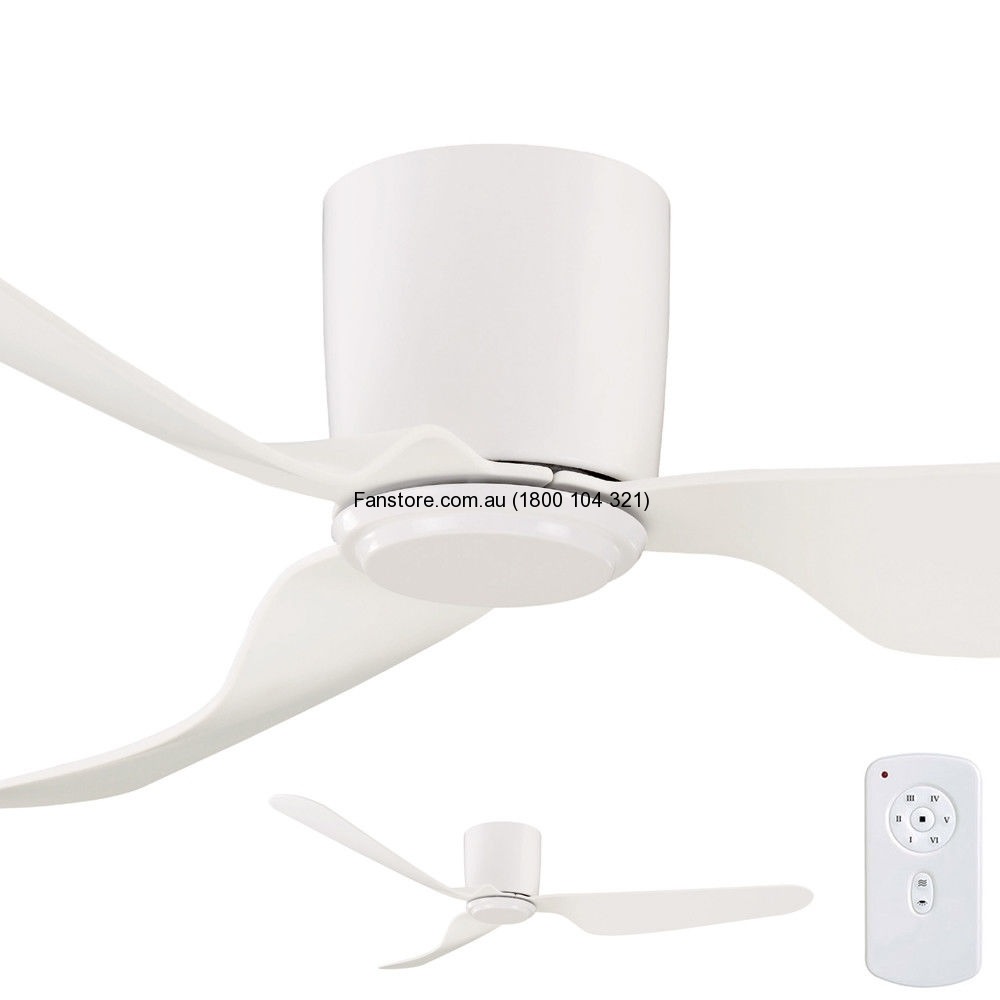 Mercator City White Ceiling Fan