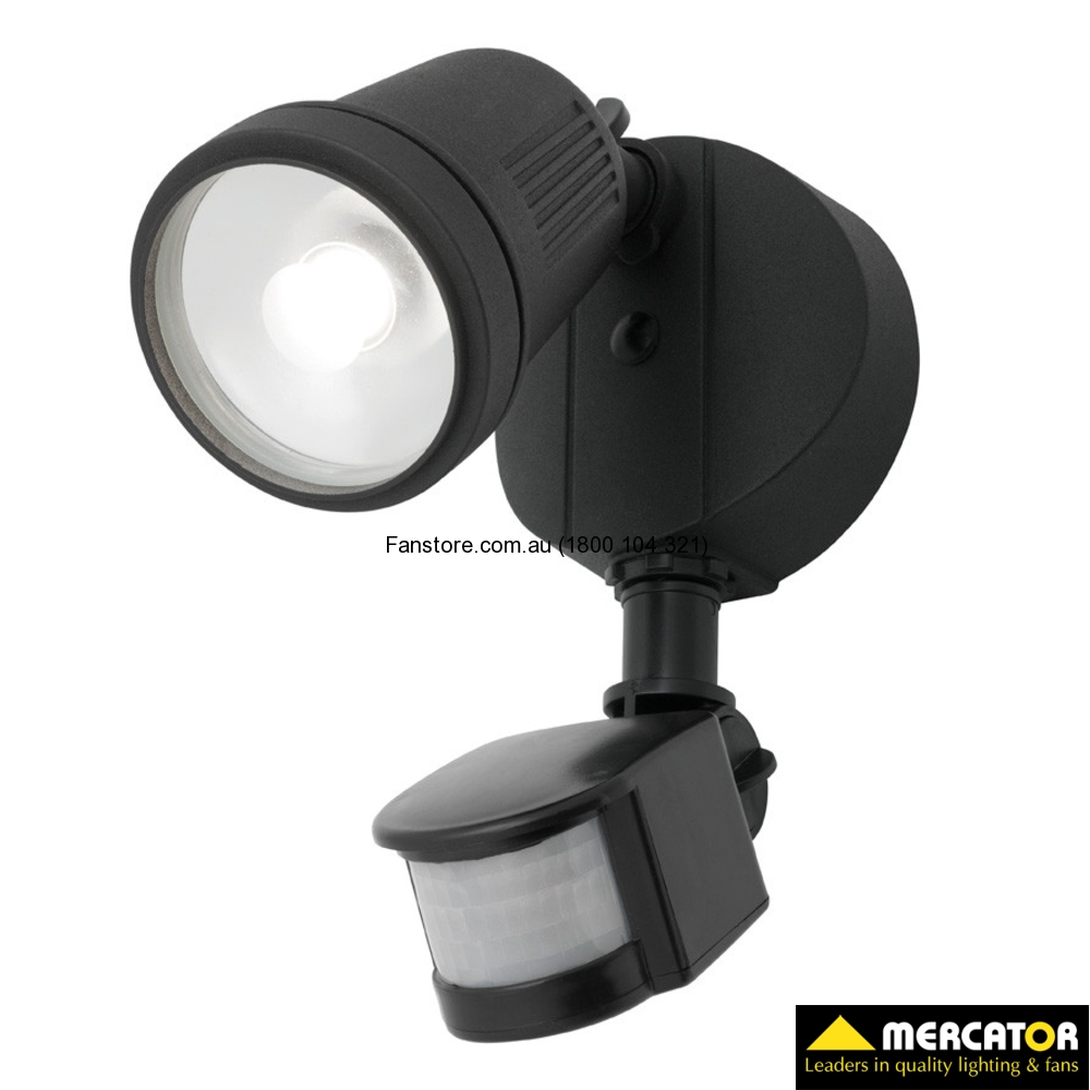 Otto 12w Floodlight with sensor