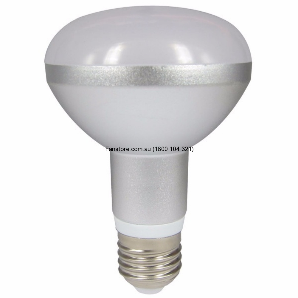 Plusrite Led R80 Dimmable 3000K