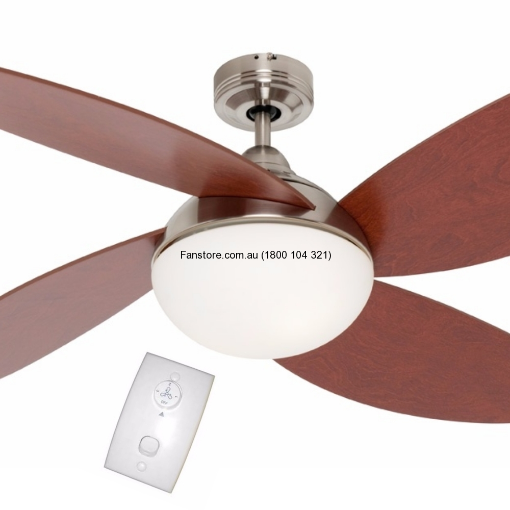 Rosebery Ceiling Fan Brush Chrome FC231134BC