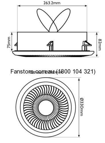 Helix Dimensions