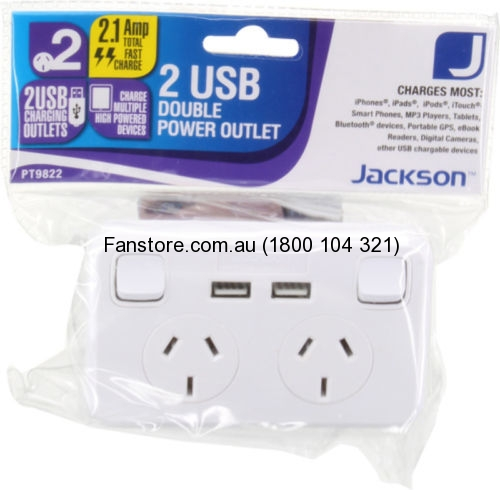 Jackson Power Outlet