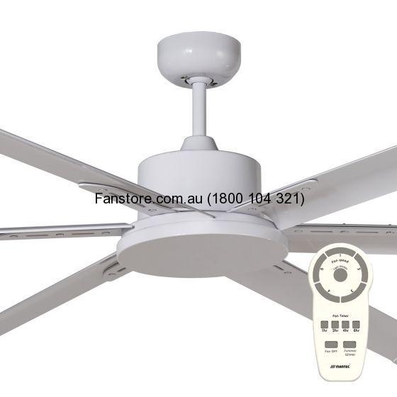 Albatross Ceiling Fan White